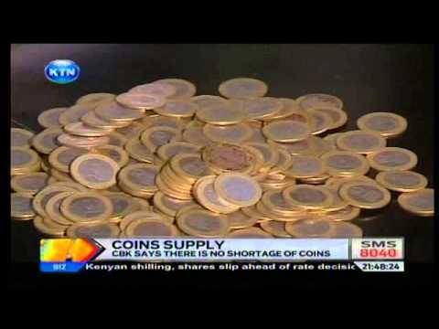 News: Coins shortage?