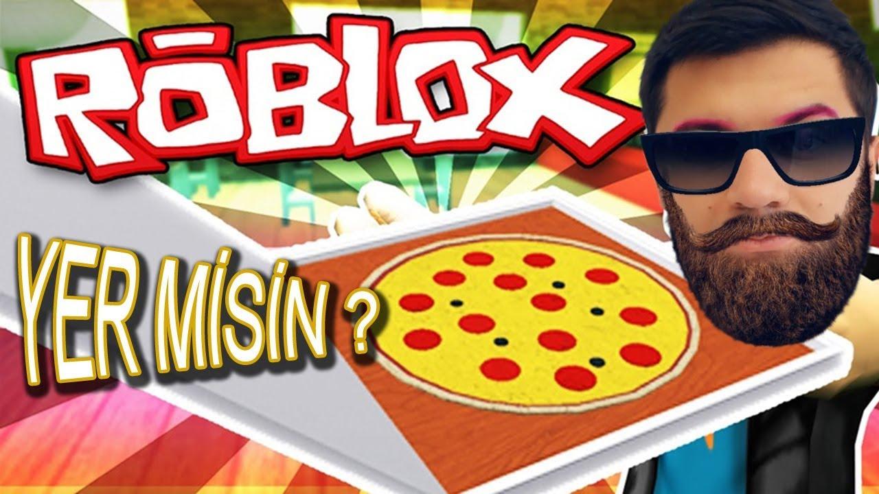 ROBLOX Pizzacıda Çalıştık | Dükkan Yandı