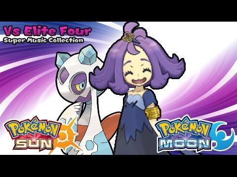 pokemon sun moon elite four battle music highest quality youtube