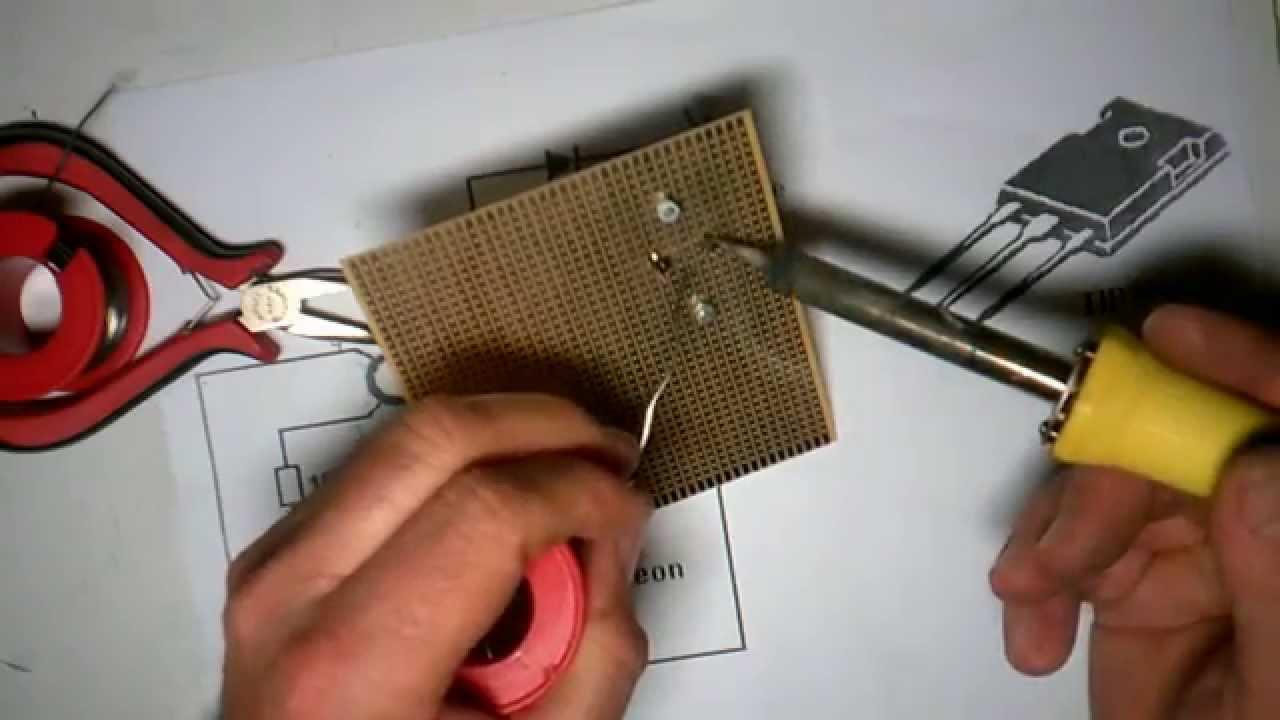 Circuito Motor Bedini : Motor bedini paso a ª parte el circuito electronico