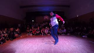Rookie of the Year 2018 - Winter edition - Hip Hop Pre #9 - 3rd KODE