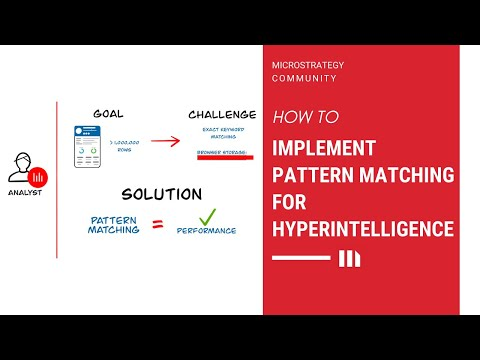 Implementing Pattern Matching