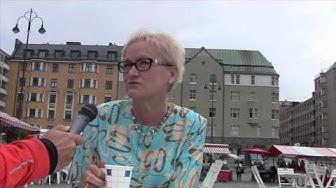Ylijohtaja Anneli Taina kannatta Natoon liittymistä