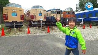 いすみ鉄道でいすみぽっぽの丘に行きました【がっちゃん】 thumbnail