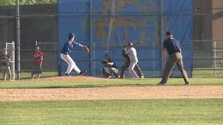 Greg Tsouprakos - West Islip Baseball