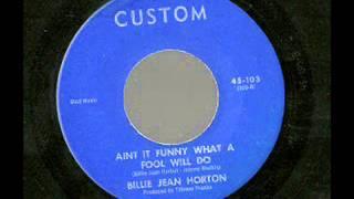 Billie Jean Horton - Ain
