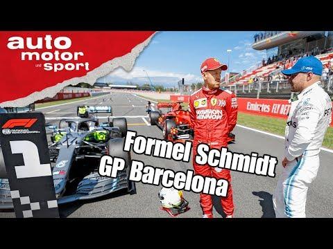 Hat Ferrari das falsche Auto? - Formel Schmidt zu GP Barcelona  auto motor und sport