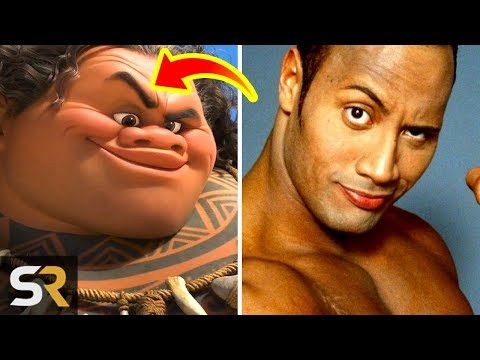Download Youtube: 10 WWE References You Missed in Animated Movies