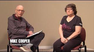 Community Connection:  Sherry Dryden & Nancy Jeter