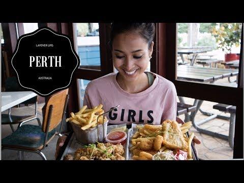 EMIRATES CABIN CREW: LAYOVER LIFE: PERTH, AUSTRALIA