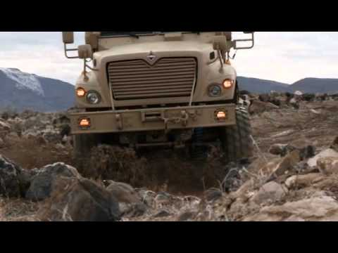 Navistar Defense - International MaxxPro MRAP