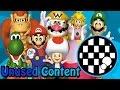 Unused Content Mario Party N64