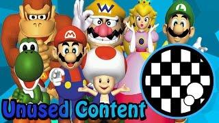 Unused Content: Mario Party N64