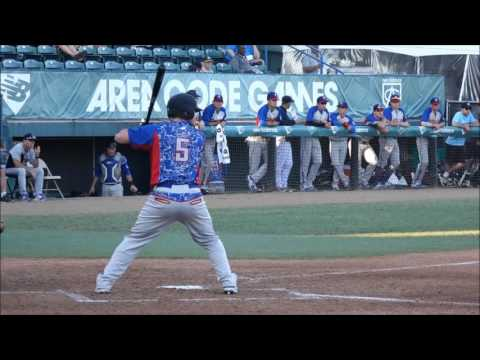 Jacob Pearson, West Monroe High School OF (summer baseball)