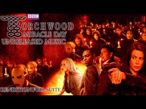 Torchwood Miracle Day: Unreleased Music - Rendition Full Suite