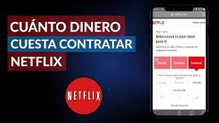 Cuanto Dinero Cuesta Contratar Netflix
