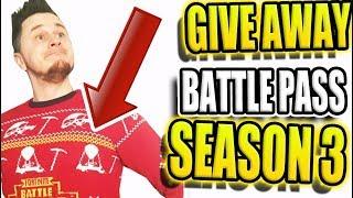 DO YOU WIN THE FORTNITE PULLOVER? Tips & Infos Season 3 + BLOG POST + Give Away + DREAMHACK