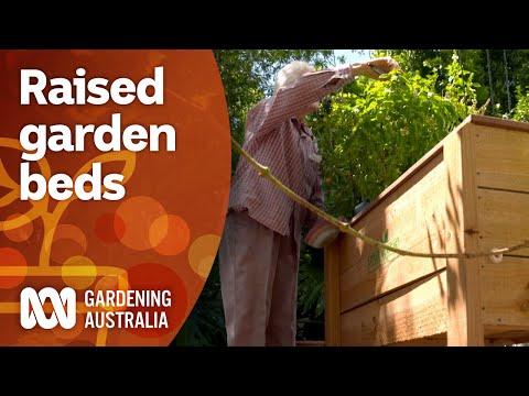 Raised garden bed options | Gardening 101 | Gardening Australia