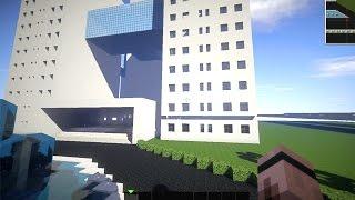 Minecraft: JANKECITY#22 - HOTEL DE LUXO #2