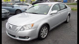 *SOLD* 2008 Toyota Avalon Limited Walkaround, Start up, Tour and Overview