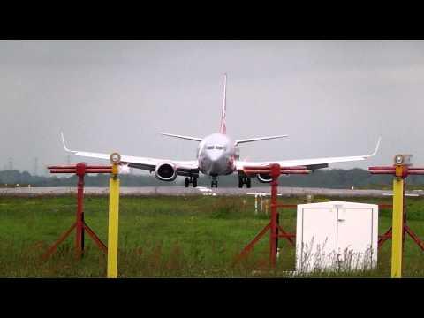 Planespotting At Blackpool Airport #2