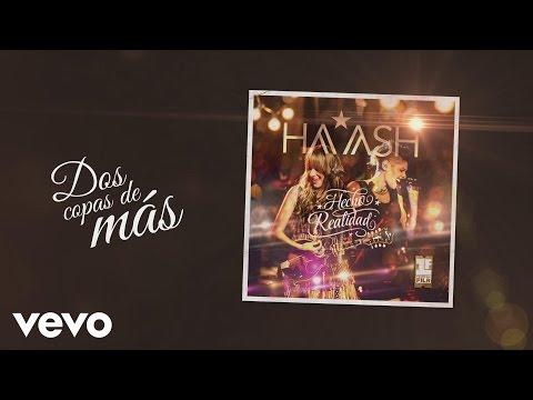 HA-ASH - Dos Copas de Más (Cover Audio)