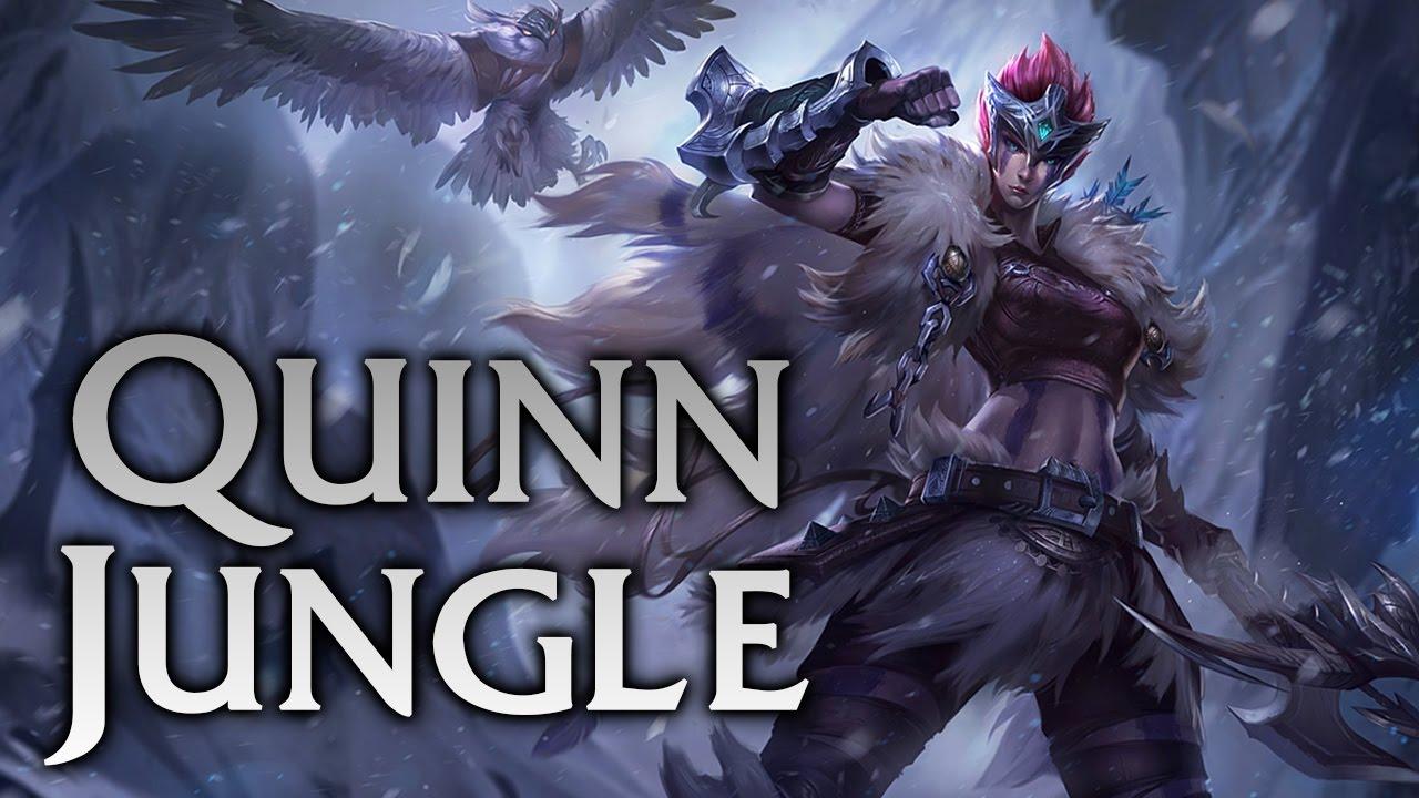 jungle quinn