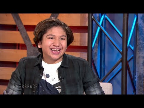 """Anthony Gonzalez on Auditioning For Disney Pixar's """"Coco"""" 