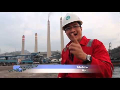 "Serial How To Make The Things: ""How To Generate Coal Power Plant"" Segment 1 0f 4"