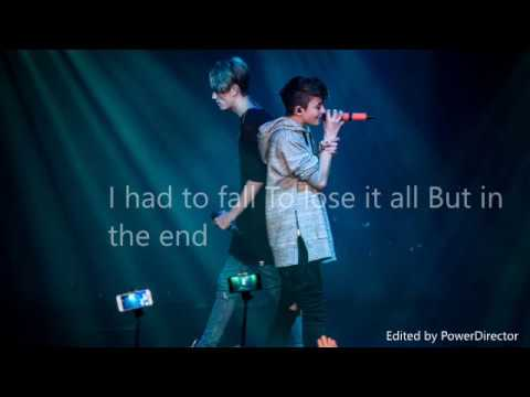 [Lyric Video] - Linkin Park - In The End - Bars And Melody COVER