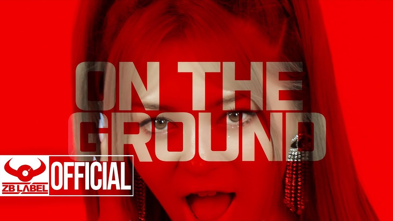 AleXa (알렉사) - ON THE GROUND (Song Cover) [ ROSÉ ]