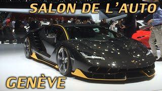 86ème Salon International de l'Auto | Palexpo - Genève