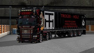 【Euro Truck Simulator 2】ProMods2.40