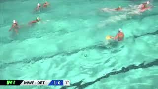 Gambar cover Water-Polo : Premier but d'Ivan Zivkovic sous ses nouvelles couleurs Montpelliéraines
