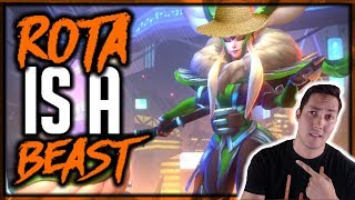 ROTA IS THE BEST F2P FARMER | Dungeon Hunter Champions