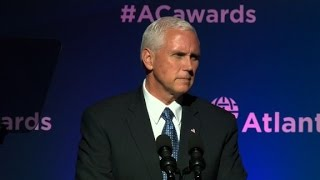 Pence: NATO must 'stand united' after London