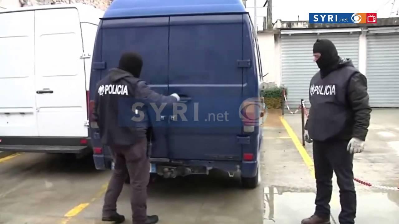 Furgoni me droge ne Policine e Vlores SYRI.net  TV