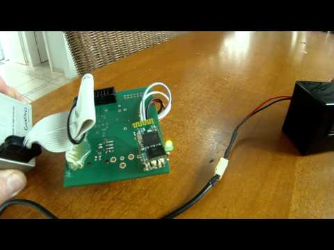 Hero GoPro HD Bluetooth Remote Control (Prototype)