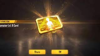 New event in free fire, free DJ bundle in free,Free  emoto,s