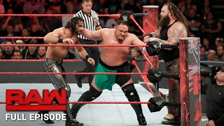 WWE RAW Full Episode, Raw after BACKLASH - 22 May 2017