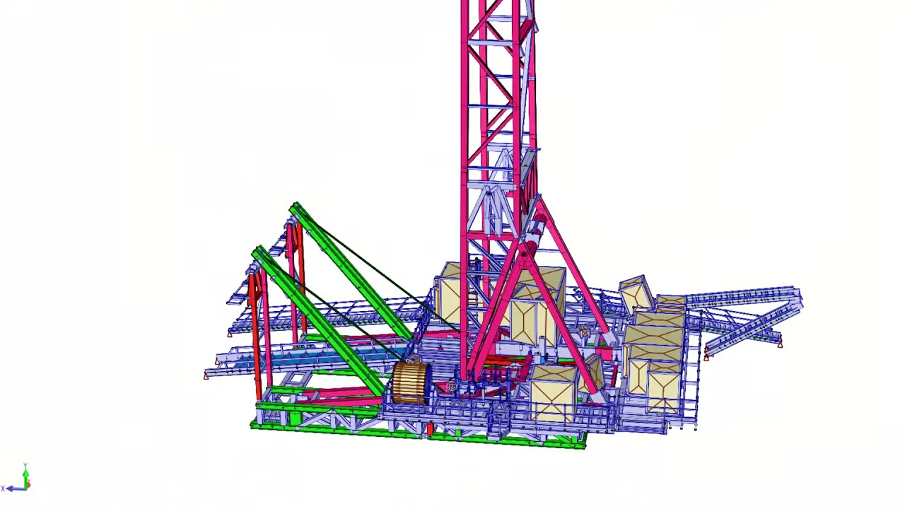 OFFSHORE ANALYSIS AND DESIGN SOFTWARE - SAFI