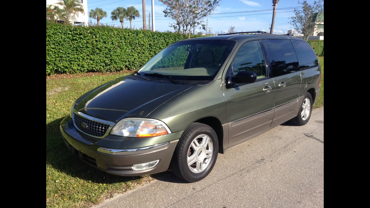 Honda West Palm Beach >> 2003 Ford Windstar SEL Advance Track for sale in West Palm ...