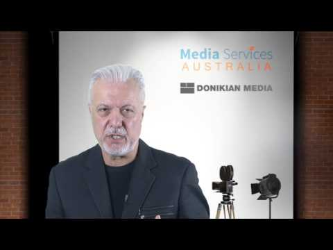 """Australian premiere of """"The Promise"""" - Introduction by George Donikian"""