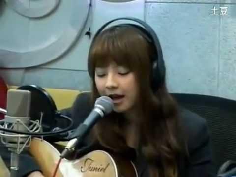 130121 - Juniel - Crush (Sandeul solo)