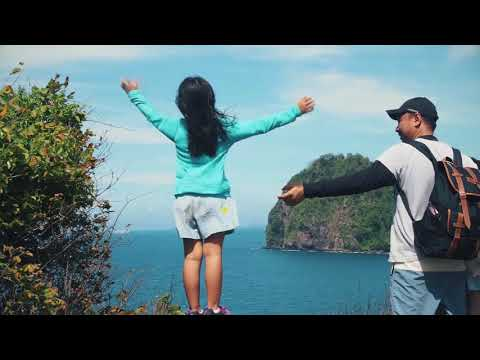 Pulau Sangiang Banten - Family Gathering Bank of Tokyo By Anugrah Adventure
