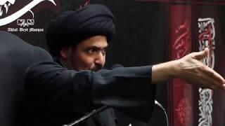 السيد منير الخباز - النفس المطئنة هي العقل الباطن عندما يصل إلى الله سبحانه وتعالى