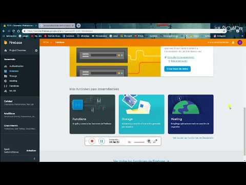 Agregar Key Firebase A Html