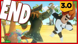 Disney Infinity 3.0 - Toy Box Takeover Part 6 FINAL BOSS & ENDING