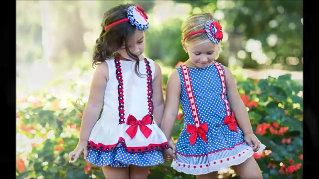 01b3da31b Vestidos de niña online. Comprar vestido 12 años, 11, 10, 9, 8, 7, 6 5, 4,  3, 2, 1 dolce petit 2016 - YouTube