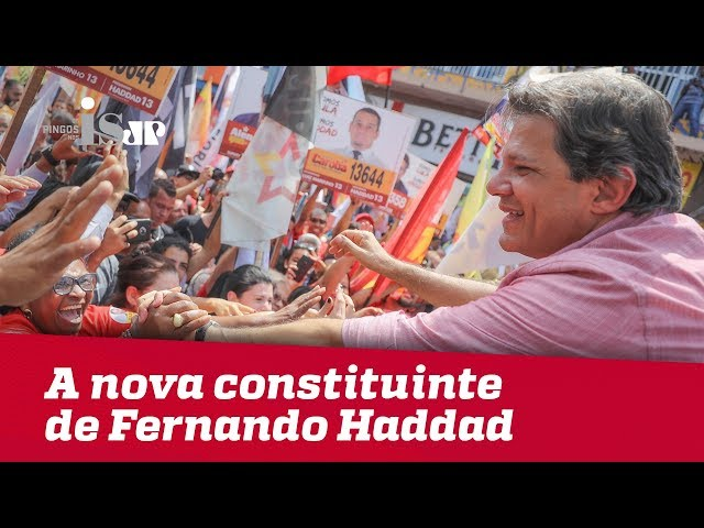 A nova constituinte de Fernando Haddad
